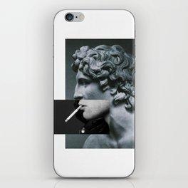 A classic cigarette. iPhone Skin