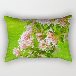 Cherry Blossems Rectangular Pillow