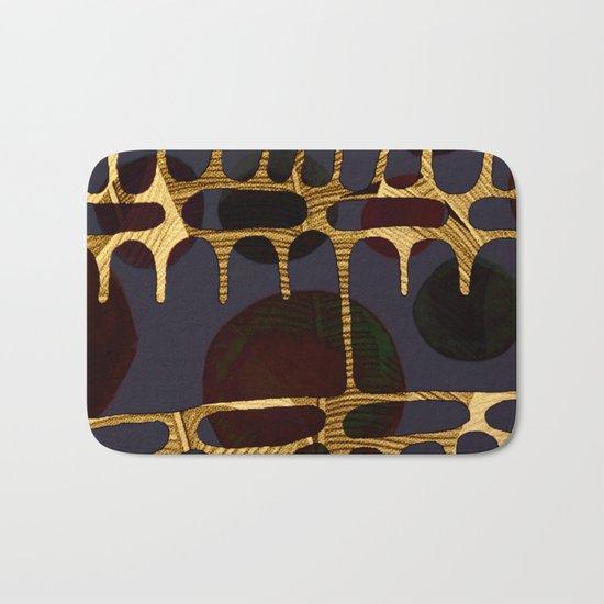 golden decor Bath Mat