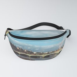 End of the Rainbow. Fanny Pack