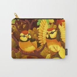 The seasons | Autumn birds Carry-All Pouch
