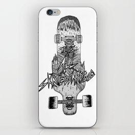 It's All Skateboarding iPhone Skin