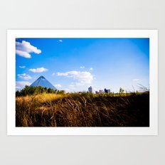 Field of Egyptian Dreams Art Print