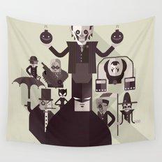 dark man fan art Wall Tapestry