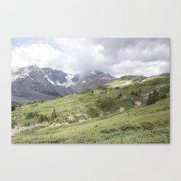 Wilcox Pass 4 Canvas Print