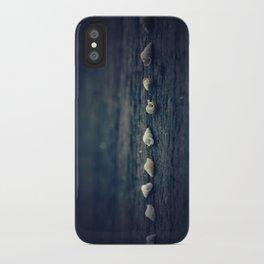 Tiny caravan iPhone Case