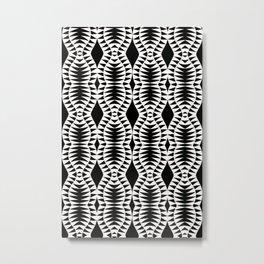 Optic Metal Print