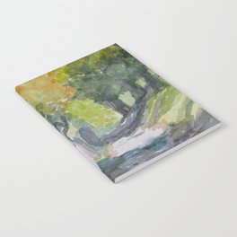 Floral Way Notebook