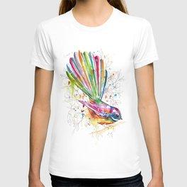 Sketchy Fantail T-shirt
