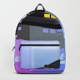 Back to the Future Backpack