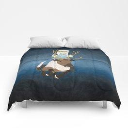 Reindeer Rider Comforters
