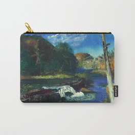 "George Wesley Bellows ""Mill Dam"" Carry-All Pouch"