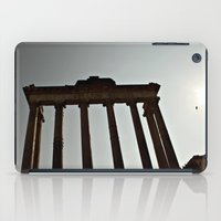 rome iPad Cases featuring Rome by Dee Reimer