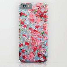 Agastache Flowers iPhone 6 Slim Case