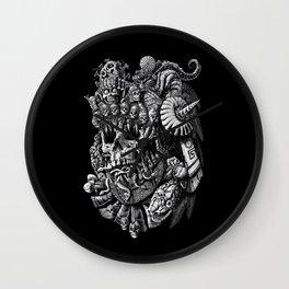 Mictlantecuhtli Wall Clock