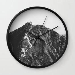 Jurassic Coast Wall Clock