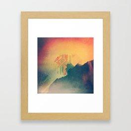 wary[.~.] Framed Art Print