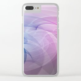 Power and positive energy, 21 Clear iPhone Case