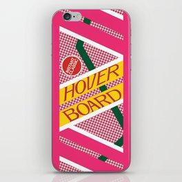 BTTF Hover Board iPhone Skin