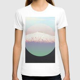 Etna volcano T-shirt