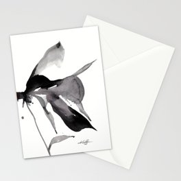 Organic Relections No. 10 by Kathy Morton Stanion Stationery Cards