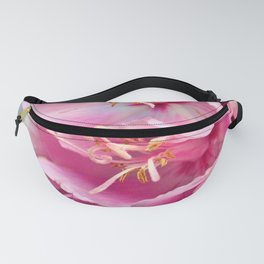 Pink Symphony Floral  of Hope by Reay of Light Photography Fanny Pack