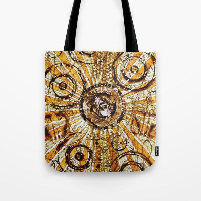 Fission Tote Bag
