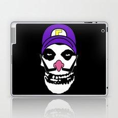 Misfit Waluigi Laptop & iPad Skin