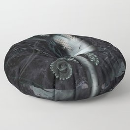Water Witch - Elements Collection Floor Pillow