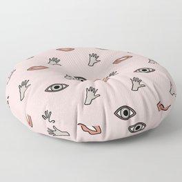 Senses III Floor Pillow