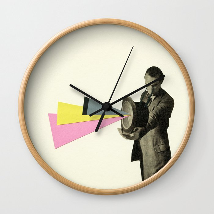 Magic Hat Wall Clock