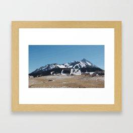 CB Framed Art Print