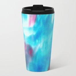 Abstract #53 Travel Mug