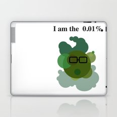 Wall Street Bacteria Laptop & iPad Skin