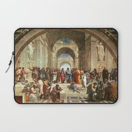 School Of Athens Painting Laptop Sleeve