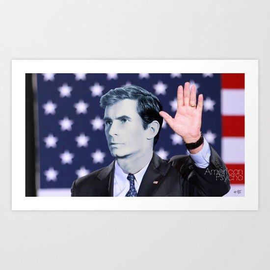 American Psycho - 6 Art Print