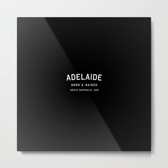 Adelaide - SA, AUS Metal Print