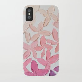 Spring Blooming iPhone Case