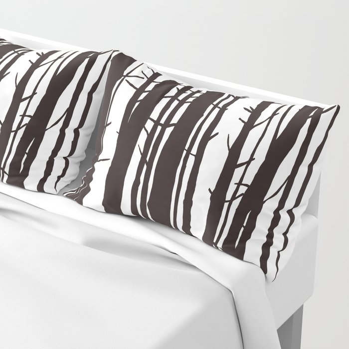 The Trees and The Forest Pillow Sham
