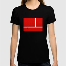 """""""IN"""" – Hawk-Eye – Sand T-shirt"""
