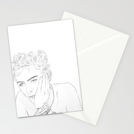 Timothee Chalamet - Elio from CMBYN Stationery Cards