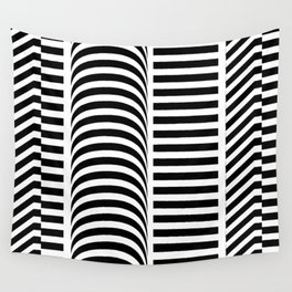 PARALLEL 2 Wall Tapestry