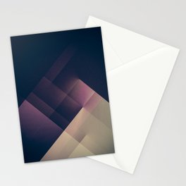 Modern Geometry No 55 Stationery Cards