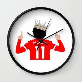 Mo Salah v5 Wall Clock