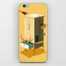 Falling Loves iPhone & iPod Skin