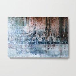 Angkor Faded Metal Print
