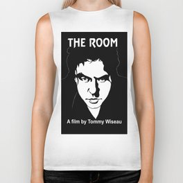 The Room- Tommy Wiseau Biker Tank