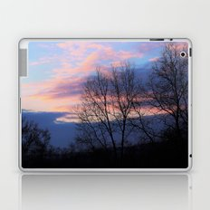 Clouds Floating Along Laptop & iPad Skin