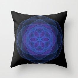 Omnigeo#2 - Geometric Pattern Throw Pillow