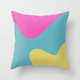 Form 002 Throw Pillow